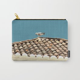 Bird on a roof Carry-All Pouch