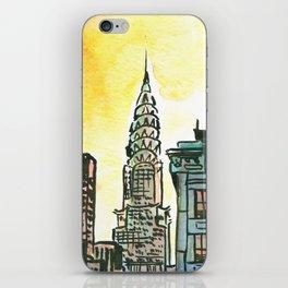 Chrysler Building - New York iPhone Skin