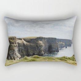 The Cliffs of Moher Rectangular Pillow