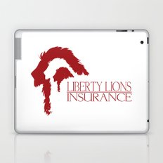 Liberty Lions Insurance Laptop & iPad Skin