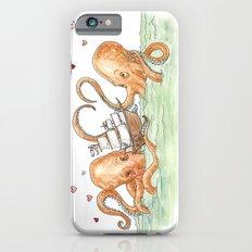 Octopus Valentine  iPhone 6s Slim Case