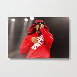 Prophets of Rage Metal Print