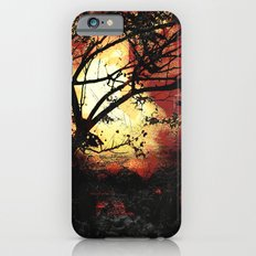 Enter the fertile garden of light and dispel the darkness of the night Slim Case iPhone 6s