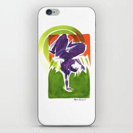 Capoeira 436 iPhone Skin