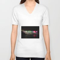 water color V-neck T-shirts featuring Water Color by Exquisite Photography by Lanis Rossi