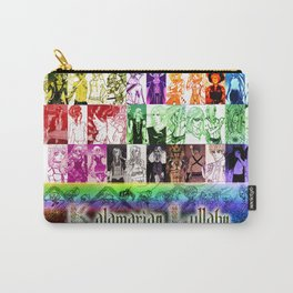 Kalamarian Lullaby Postcards Carry-All Pouch
