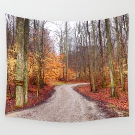 Ivy Point Wall Tapestry