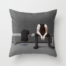 After Star-Killer Throw Pillow