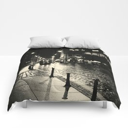Night Train v2 Comforters