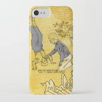 hiccup iPhone & iPod Cases featuring Modesto! Hiccup by MODESTo! Prints