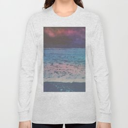 WHALE TO NOTHING Long Sleeve T-shirt