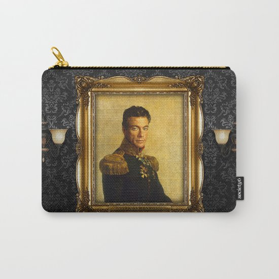 Jean Claude Van Damme - replaceface Carry-All Pouch