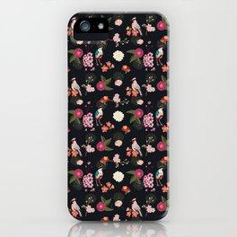 Eastern delight Japanese garden iPhone Case