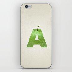 A.  iPhone & iPod Skin