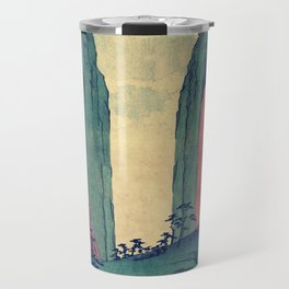 Amazed at Dinyia Travel Mug