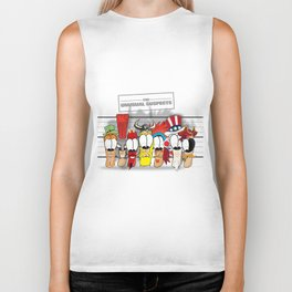 The Unusual Suspects Biker Tank