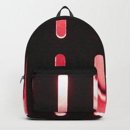 Red radiator Backpack