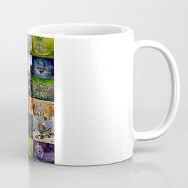 Super Collage - House Coffee Mug