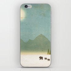 At Peace iPhone Skin