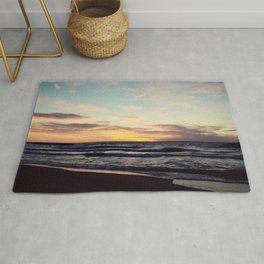 Lake Erie Sunset II Rug