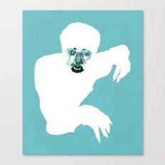 hombrelobo Canvas Print