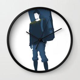pad friend Wall Clock
