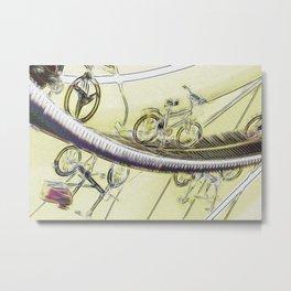 Veladrom Heights Metal Print