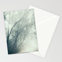 ghost ride Stationery Cards