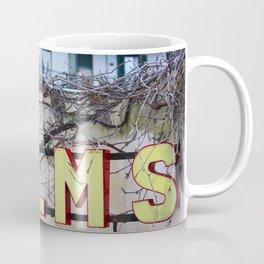 Old cinema sign Coffee Mug