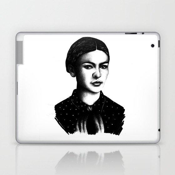 Frida Khalo Laptop & iPad Skin