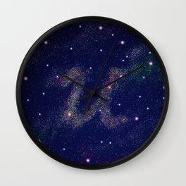 Universe U Wall Clock