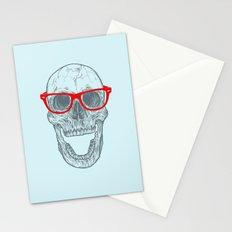Smart-Happy Skully Stationery Cards