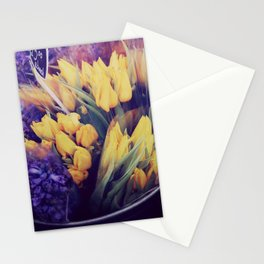 Yellow Tulips from Notting Hill Stationery Cards