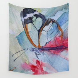 Butterfly 10 Wall Tapestry