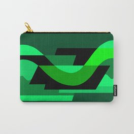 SUISSE - Art Deco Modern: NIGHT VISION Carry-All Pouch