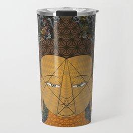 Shakyamuni Buddha Travel Mug