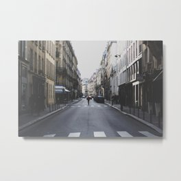 Paris Saint Germain Metal Print