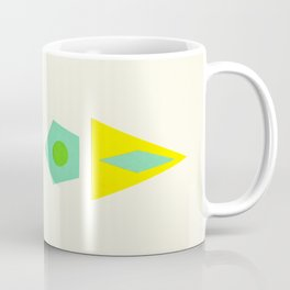 Shapes Within Shapes Coffee Mug