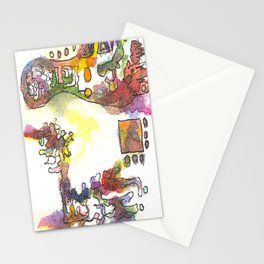Constraints Mini Series #3 Stationery Cards