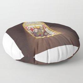 Alan Parsons Project Floor Pillow