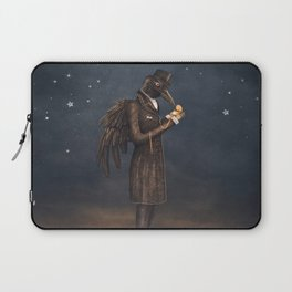 Even miracles take a little time. Laptop Sleeve