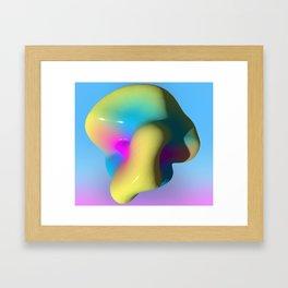 For Joe Framed Art Print