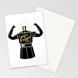 Super Cafecito Stationery Cards
