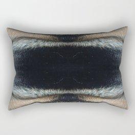Dog fur 3 Rectangular Pillow