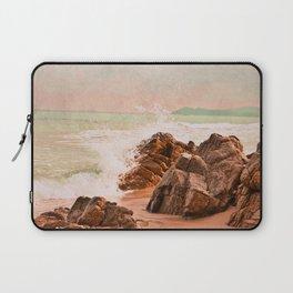 evening waves Laptop Sleeve