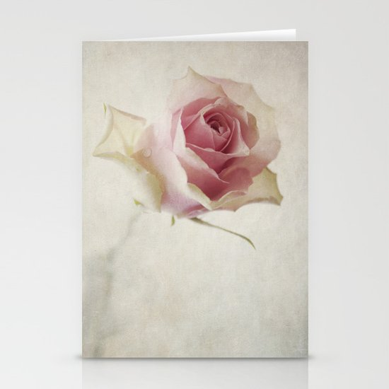 A Flower for You [Textured] Stationery Cards