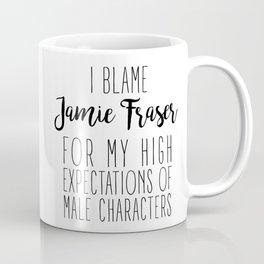High Expectations - Jamie Coffee Mug