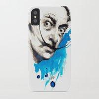 dali iPhone & iPod Cases featuring Dali by Mitja Bokun