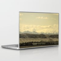 canada Laptop & iPad Skins featuring Canada by J.Sowden