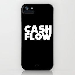 Cash Flow iPhone Case